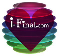 Logo i-final result website Home page search ifinal ifinale i-finale